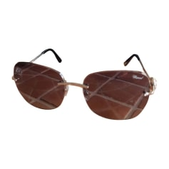 Sunglasses CHOPARD Silver