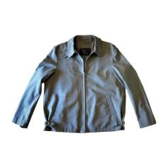 Zipped Jacket BURBERRY Gray, charcoal