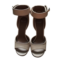 Heeled Sandals GIVENCHY Nude
