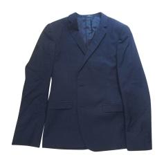 Suit Jacket DE FURSAC Blue, navy, turquoise