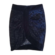 Mini Skirt EMPORIO ARMANI Black