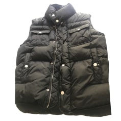 Down Jacket DSQUARED2 Black