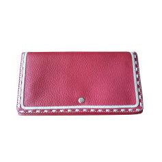 Wallet LANCEL 1er Flirt Red, burgundy