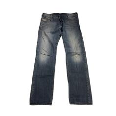 Straight Leg Jeans DIESEL Blue, navy, turquoise