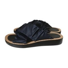 Slippers 3.1 PHILLIP LIM Blau, marineblau, türkisblau