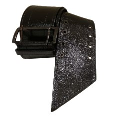 Wide Belt PENNYBLACK Black