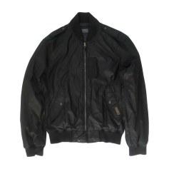 Zipped Jacket RALPH LAUREN Black