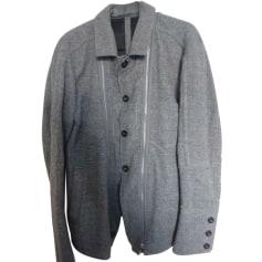 Pea Coat MARITHÉ ET FRANÇOIS GIRBAUD Gray, charcoal