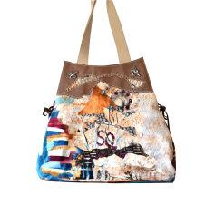 Non-Leather Handbag SAVE THE QUEEN Multicolor