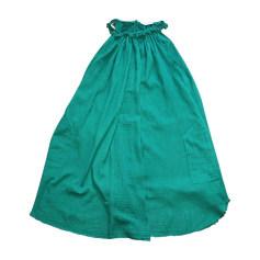 Robe mi-longue ISABEL MARANT ETOILE Vert
