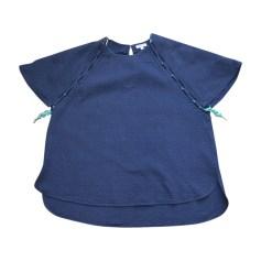 Tunic KENZO Blue, navy, turquoise