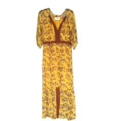 Robe longue BA&SH Multicouleur
