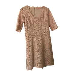 Robe courte THE KOOPLES Beige, camel