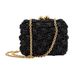 Non-Leather Clutch DOLCE & GABBANA Black