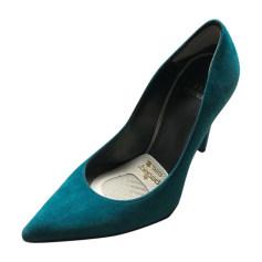 Escarpins STUART WEITZMAN Bleu, bleu marine, bleu turquoise