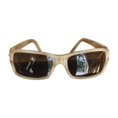 Sunglasses FENDI White, off-white, ecru