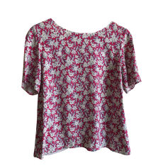 Top, t-shirt CLAUDIE PIERLOT Rosa, fucsia, rosa antico