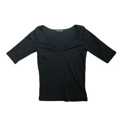 Top, T-shirt AGNÈS B Black