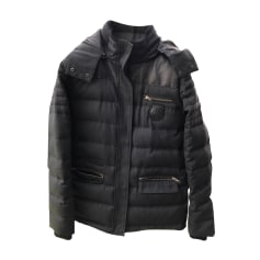 Down Jacket THE KOOPLES Gray, charcoal