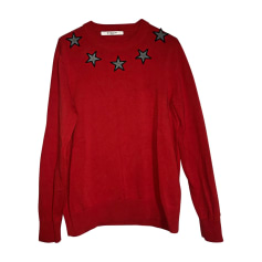 Sweater GIVENCHY Red, burgundy