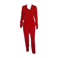 Tailleur pantalon KENZO Rouge, bordeaux