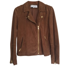 Zipped Jacket GERARD DAREL Beige, camel