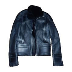 Leather Jacket RICK OWENS Black