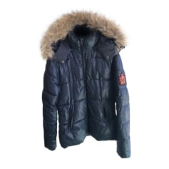 Down Jacket BEL AIR Blue, navy, turquoise