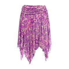 Midi Skirt DIANE VON FURSTENBERG Purple, mauve, lavender