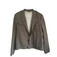 Jacket SANDRO Khaki