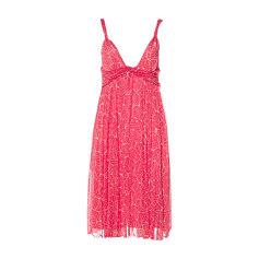 Midi Dress DIANE VON FURSTENBERG Red, burgundy