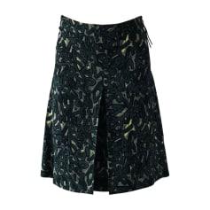 Midi Skirt LOUIS VUITTON Green