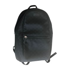 Backpack GUCCI Black