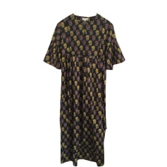 Robe longue SOEUR Multicouleur