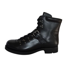 Boots PRADA Black