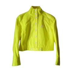 Blazer COURRÈGES Yellow