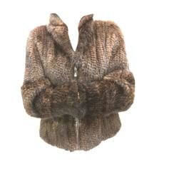 Fur Jackets GEORGES RECH Brown
