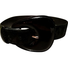 Wide Belt TARA JARMON Black