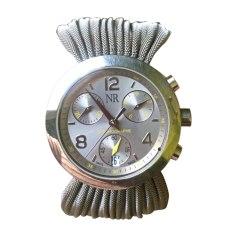 Orologio da polso NINA RICCI Argentato, acciaio