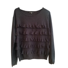 Pull SANDRO Gris, anthracite