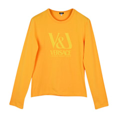 Tee-shirt VERSACE Orange