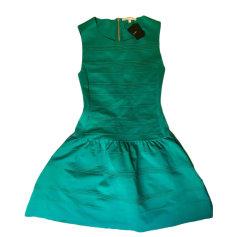 Mini Dress MAJE Green