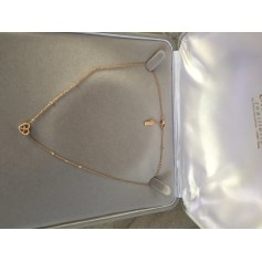 Necklace MESSIKA Pink, fuchsia, light pink