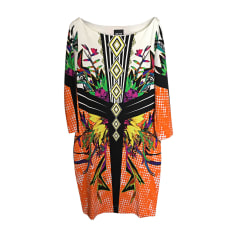Midi Dress JUST CAVALLI Multicolor
