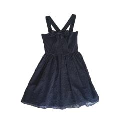 Mini Dress MAJE Blue, navy, turquoise