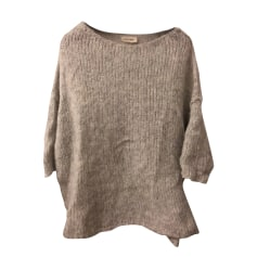 Sweater AMERICAN VINTAGE Gray, charcoal
