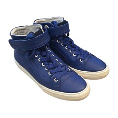 Sneakers PIERRE HARDY Blue, navy, turquoise