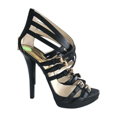 Heeled Sandals MICHAEL KORS Black