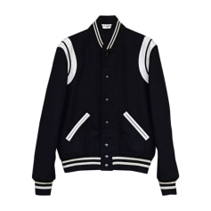 Jacket SAINT LAURENT Black