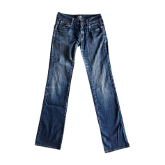 Straight Leg Jeans JEAN PAUL GAULTIER Blue, navy, turquoise
